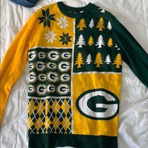 Greenbay Packers Sweater